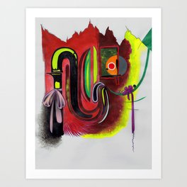 Yorsausibote Art Print