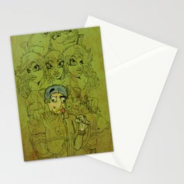 Much Ado about Dingle Stationery Cards