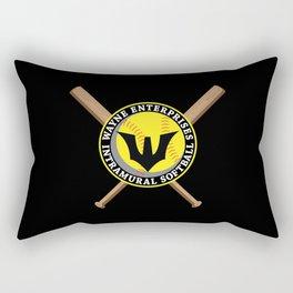 The Gotham Batmen Rectangular Pillow