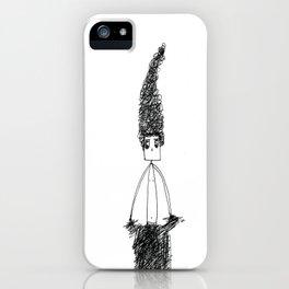 GrumpyZ iPhone Case
