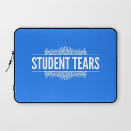 Student Tears Laptop Sleeve