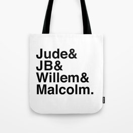 A Little Life - Jude JB Willem & Malcolm Tote Bag