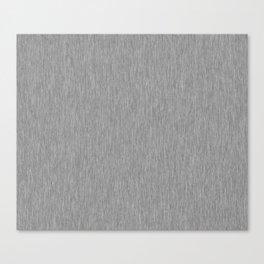 Grey Fibre Canvas Print