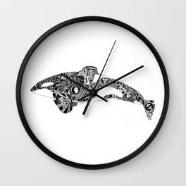 Captivity Kills Wall Clock