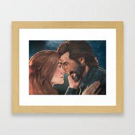 Kabby Framed Art Print