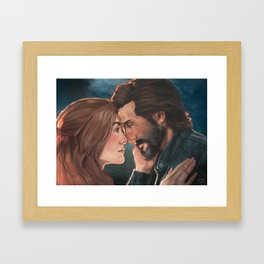 Kabby Framed Art Print