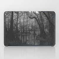 florida iPad Cases featuring Florida Swamp by Kevin Russ