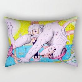 Realm II : The Plumber Rectangular Pillow