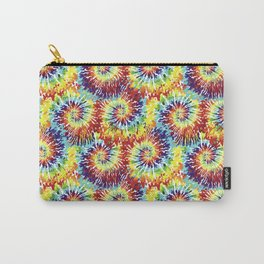 tie dye Carry-All Pouch