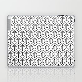 Hand Drawn Hypercube Laptop & iPad Skin
