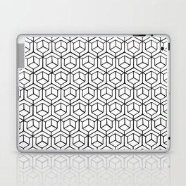 Hand Drawn Hypercube Laptop & iPad Skin
