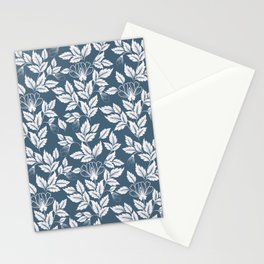 Leaves Pattern 7 Stationery Cards