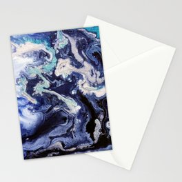 Blue Dream Stationery Cards
