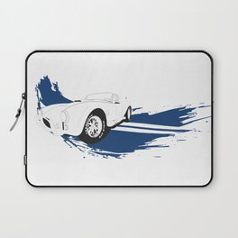 Shelby Cobra Vector Laptop Sleeve