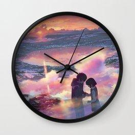 Kimi no na wa Your name Wall Clock