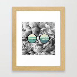 iSea Framed Art Print