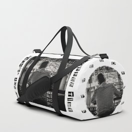 DO NOT DISTURB - Coffee Time Duffle Bag