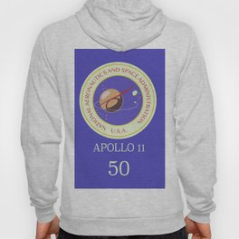 Apollo 11 50th Anniversary Hoody