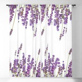 Purple Lavender #2 #decor #art #society6 Blackout Curtain