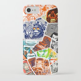 a few favorites iPhone Case