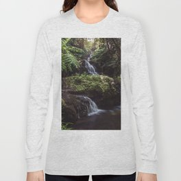 Jungle Waterfall Long Sleeve T-shirt