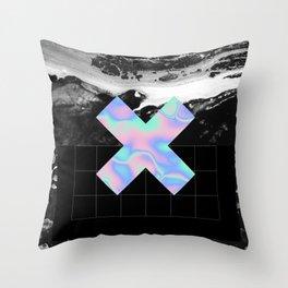 HALF BELIEVING Throw Pillow