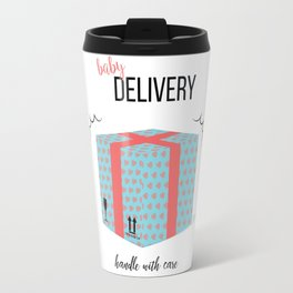 Baby delivery Travel Mug