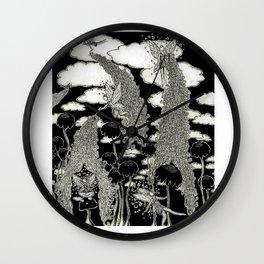 Faires Wall Clock