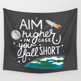Aim Higher Wall Tapestry