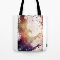 eagle Tote Bags featuring Eagle by jbjart
