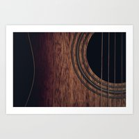 Sound of Silence Art Print