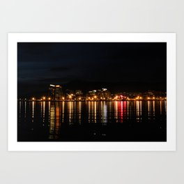 Hometown II Art Print