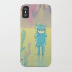 one more world Slim Case iPhone X