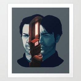 Steven Crain Art Print