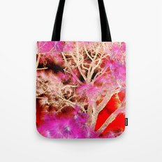 Though the clutter Tote Bag
