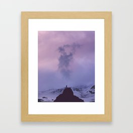 Foreshadow Framed Art Print