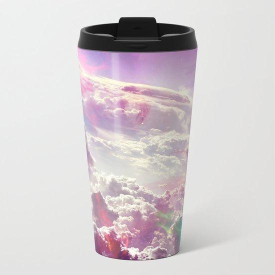 Clouds #galaxy Metal Travel Mug