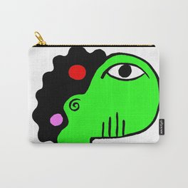 Funky Skull Carry-All Pouch