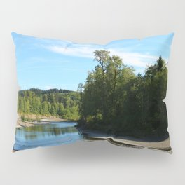 Quillayute River Pillow Sham