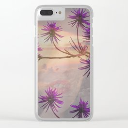 Lisa Marie Basile, No. 71 Clear iPhone Case