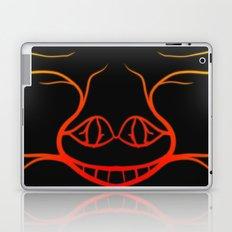 Fire Grin Laptop & iPad Skin