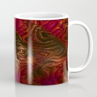 moulin rouge Mugs featuring Rouge by Imagevixen