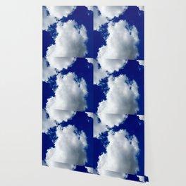 Clear Blue Sky Clouds Wallpaper