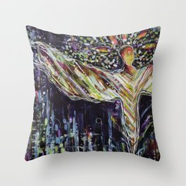 Come To Love Throw Pillow