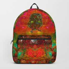 Sweet Baby Owl Spirits Backpack