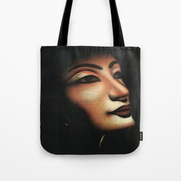 Queen collected from Egypt Tote Bag