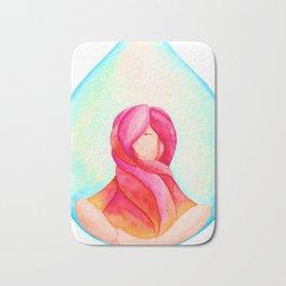 Tear Drop-Vivid Bath Mat