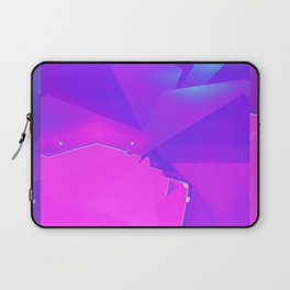 Abstract Lighting Laptop Sleeve