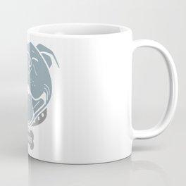 LARPBO Bully Head Coffee Mug