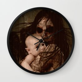 Protected Wall Clock